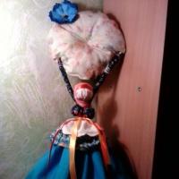 Кукла Масленица. Мастер-класс