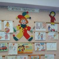 Фотоотчёт по пожарной безопасности «Сказка про теремок»