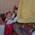 Посещение музея «Русь избяная» (приобщение детей к своему прошлому наследию).