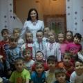 Фотоотчёт «Посещение мини-музея чувашской культуры в детском саду»