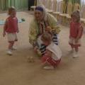 НОД по приобщению к народным традициям в первой младшей группе «Петушок и его семья»