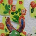 Работа с детьми по изобразительной деятельности по мотивам художественных промыслов России «Филимоновская игрушка»