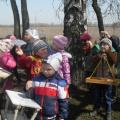 «Пернатые наши друзья, мы с вами большая семья!» Экологический праздник птиц в детском саду (фотоотчет)