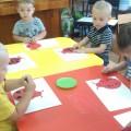 Конспект игрового занятия для детей раннего возраста «Божья коровка»