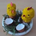 Мастер-класс по изготовлению «Цыплят» из ваты