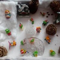 Фотоотчёт о тематической неделе «Зимние забавы» в группе «Особый ребёнок»