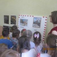 Фотоотчет об интегрированном занятии по экологическому воспитанию «Русская весна»
