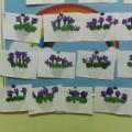 Фотоотчёт по проекту «Цветы для мамы»