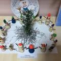Фотоотчет выставки «Парад снеговиков»