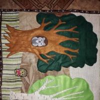 Интегрированное занятие во второй младшей группе на тему «Осенние деревья»