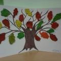 Выставка детских работ «Мир разноцветных красок»