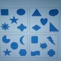 Конспект занятия по математическому развитию для детей старшего дошкольного возраста «Новогодняя открытка»