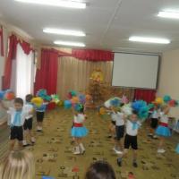 Спортивно-музыкальные упражнения для дошкольников на основе русского народного фольклора «Веселая игра»