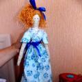 Мои самодельные куклы тильды