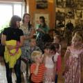 Фотоотчёт экскурсии в «Музей истории художественных промыслов Нижегородской области»