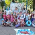 Сценарий летнего развлечения «День воды и всех её друзей! День Нептуна»