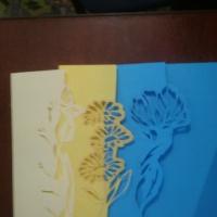 Мастер-класс «Поздравительная открытка 8 Марта»