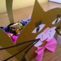 Фото отчет. Коробочки для конфет. Подарок для любимой бабушки.