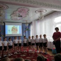 «Русские богатыри». Спортивный досуг, посвященный 23 февраля