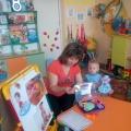 Познавательный досуг ко Дню Здоровья «К нам в гости пришел Айболит» для детей второй ранней группы