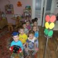 Фотоотчет о занятии «Мой друг— Светофор!» (вторая младшая группа)