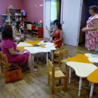 Родительское собрание «Детский сад— наша вторая семья» (вторая младшая группа)