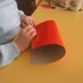 Мастер-класс. Объёмная игрушка из бумаги «Кувшинка» (подготовительная группа)