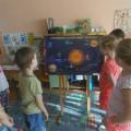 «День Космонавтики» перспективный план и фото отчет