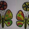 Мастер-класс «Бабочки-красавицы»