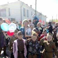 Фотоотчёт об участии в параде 9 мая «Мы помним, мы гордимся»