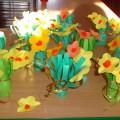 Мастер-класс «Букет в подарок маме на 8 Марта»