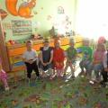 Фотоотчет фронтального логопедического занятия совместно с воспитателями и психологом «Муха-цокотуха»