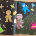 «Летит, летит ракета Вокруг земного света». Творчество детей, посвященное Дню космонавтики