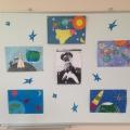 Конспект интегрированного занятия «Полет в космос» (2 младшая группа)