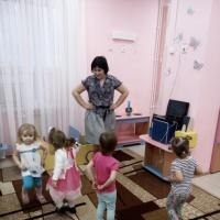 Двигательная активность детей раннего возраста