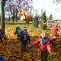 Фотоотчет «Экскурсия в парк»