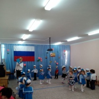 Фотоотчёт о проведении спортивно-музыкального мероприятия, посвящённого празднованию Дня защитника Отечества