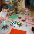 Использование детского дизайна в оформлении среды для сюжетно-ролевых и театрализованных игр