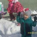 Фотоотчет «Зимние игры и забавы»