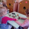Конспект занятия по развитию речи во второй младшей группе «Бунт в игрушечном королевстве животных»