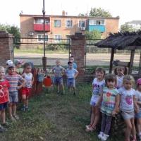 Информационно-ориентированный проект «Мой край— Кубань моя родная»