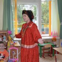 Фотоотчет недели «Моя Мордовия» в детском саду