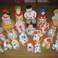 Мастер-класс по изготовлению и росписи дымковских игрушек.