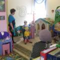 Конспект сюжетно-ролевой игры для детей второй младшей группы «Поездка в театр» (с элементами драматизации).