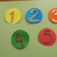 Дидактическая игра «Прямой и обратный счет до 5. Знакомим детей с цифрами. Учим считать в прямом и обратном порядке»