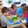 Использование кинетического песка в работе с детьми