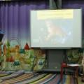 Фотоотчёт мастер-класса для родителей по сказкотерапии «Что за прелесть эти сказки»