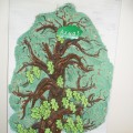 Деревья, сделанные своими руками