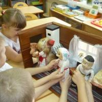 Паспорт проекта по ознакомлению детей со сказками народов России в подготовительной к школе группе «Народные сказки Чувашии»