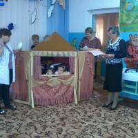 Фотоотчёт о праздновании Дня воспитателя и всех дошкольных работников